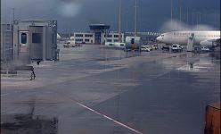 Start am Flughafen München