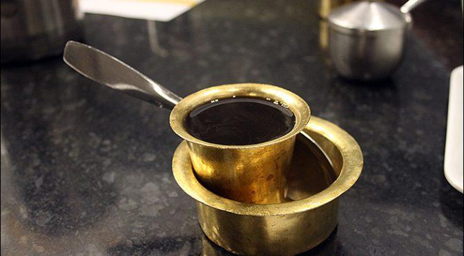 Kaffee in Khozikode