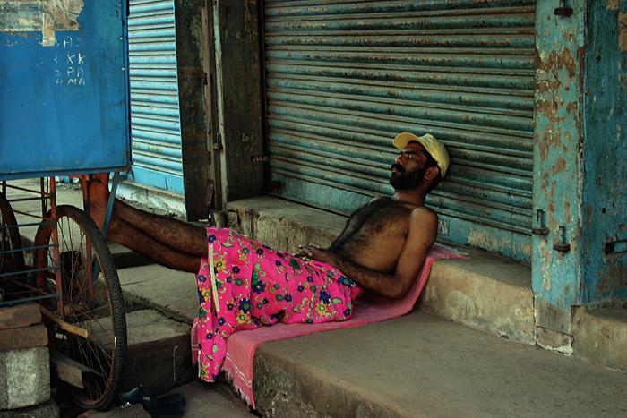 Ausruhen in Kochi