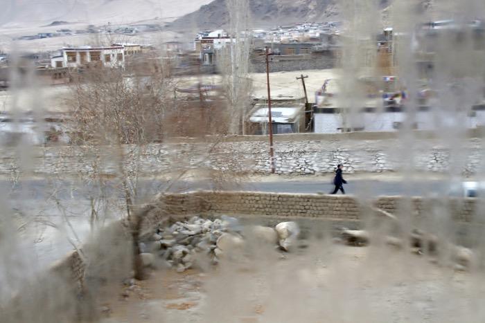 Winterladakh: Hausaussicht in Skara