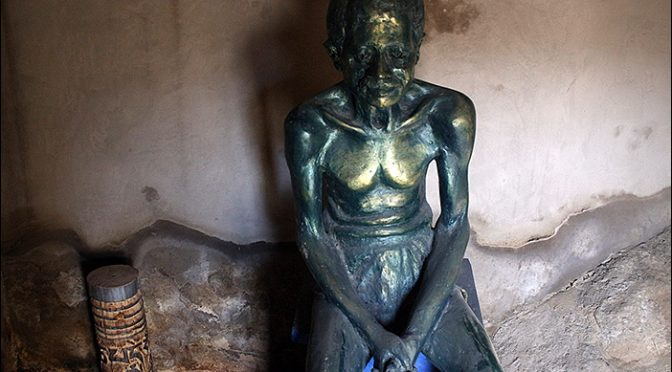 Kunstgallerie in Leh