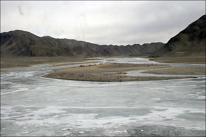 Indus vor Nyoma