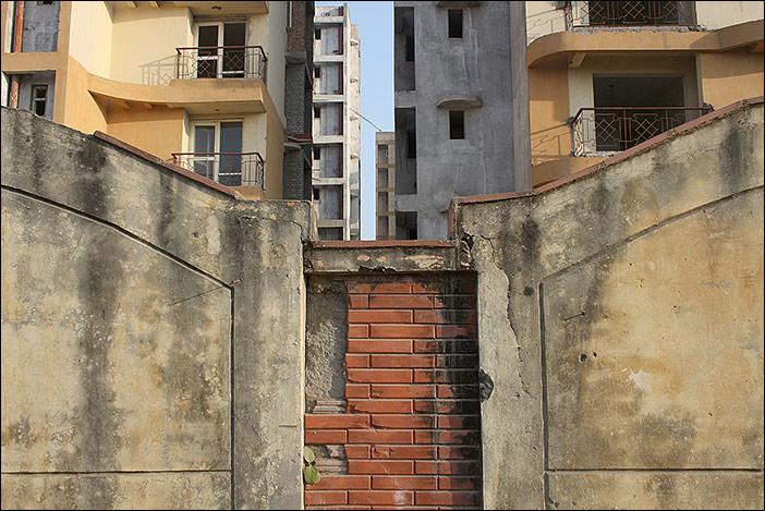 Dwarka - Hausausschnitt