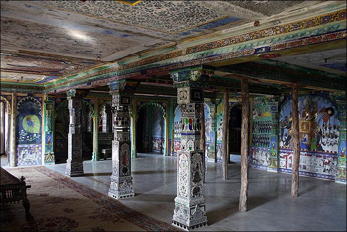 Durbar im Juna Mahal