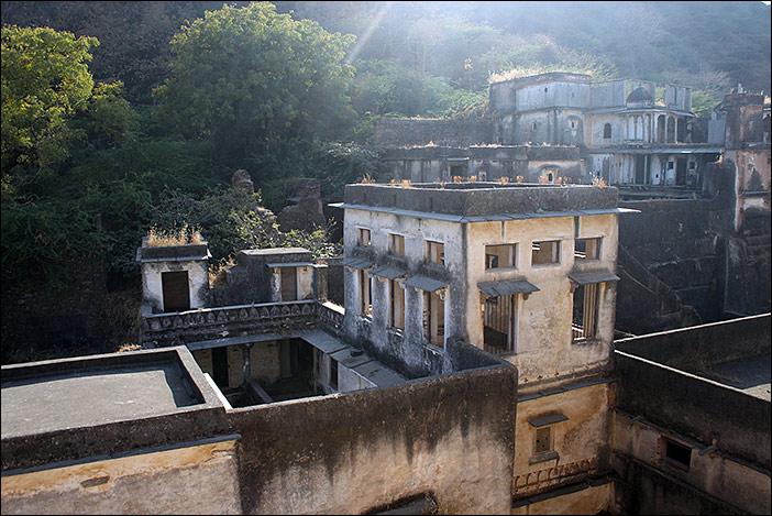 Bedienstetenräume Juna Mahal