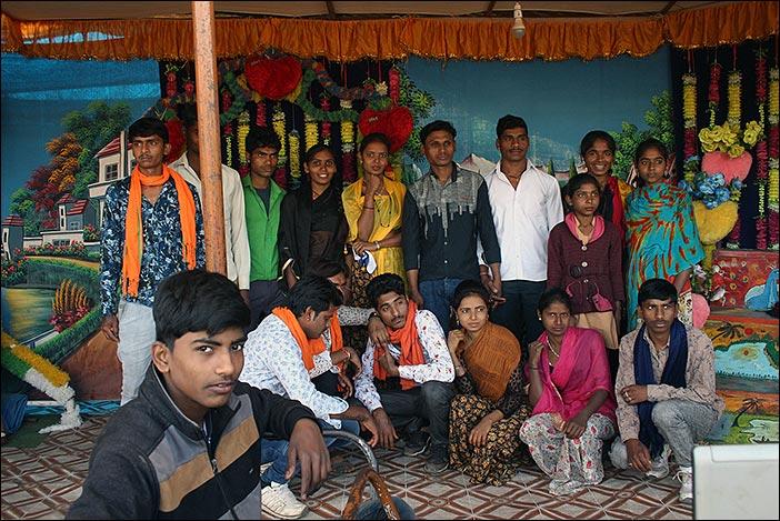 Fotogruppe Baneshwar Fair