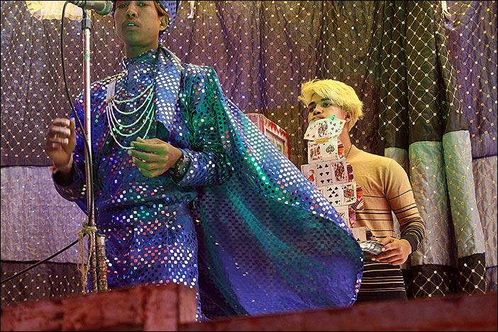 Zauberei auf Baneshwar Fair