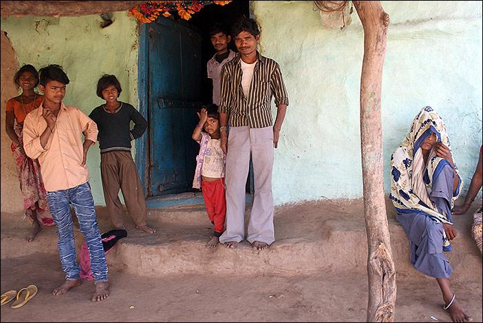 Meena Familie