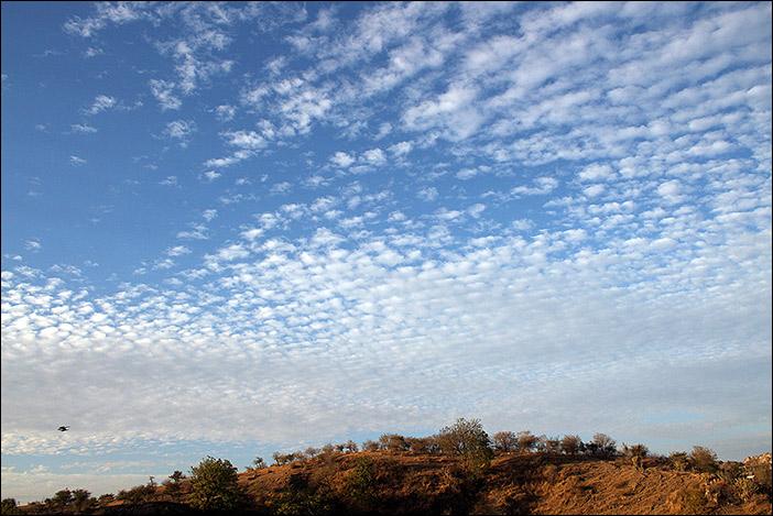 Himmel über Morvania