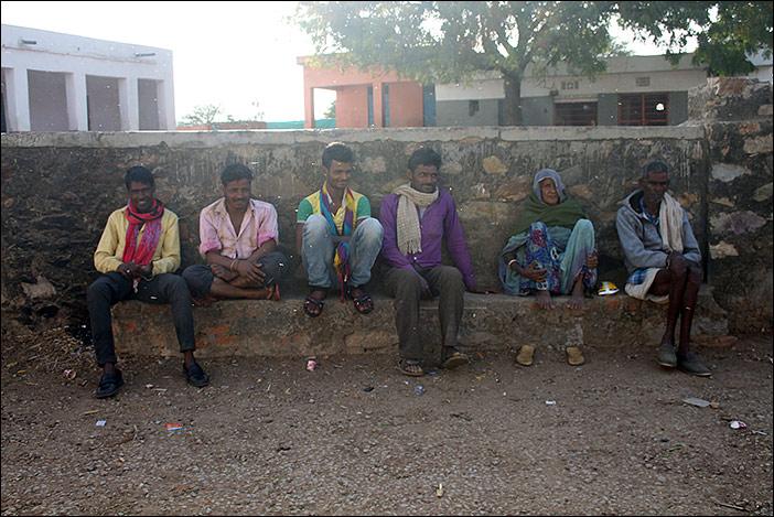 Herrenriege in Jhadol