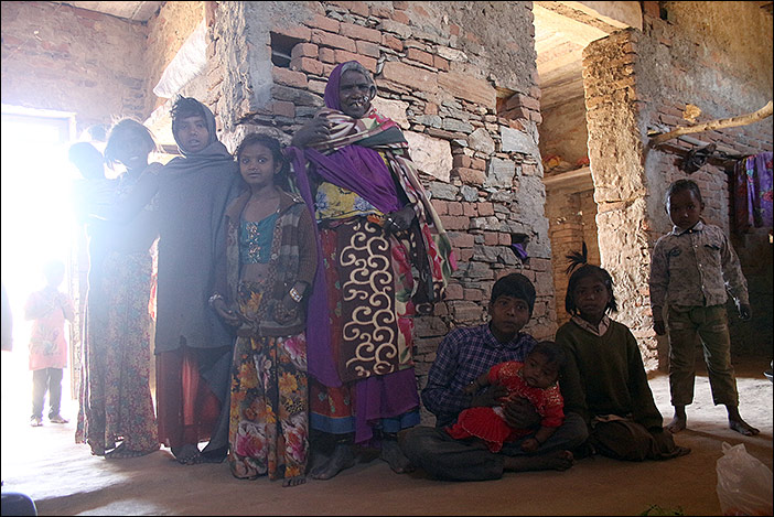 ZuschauerInnen in Samal