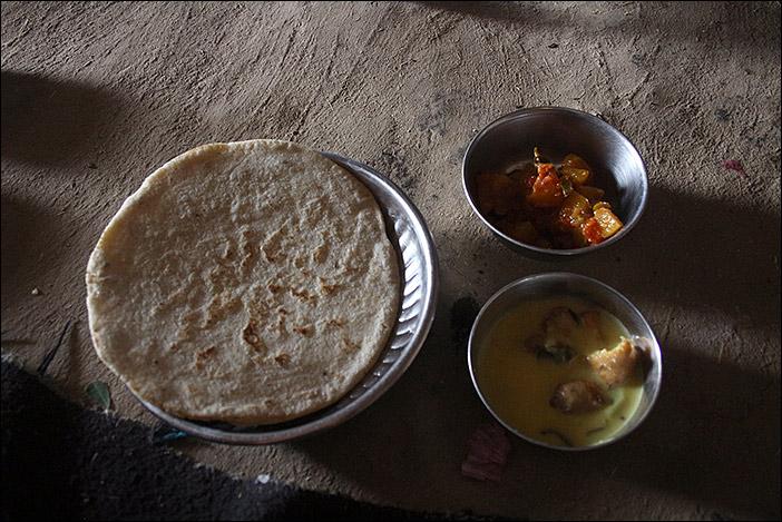 Mahlzeit in Samal