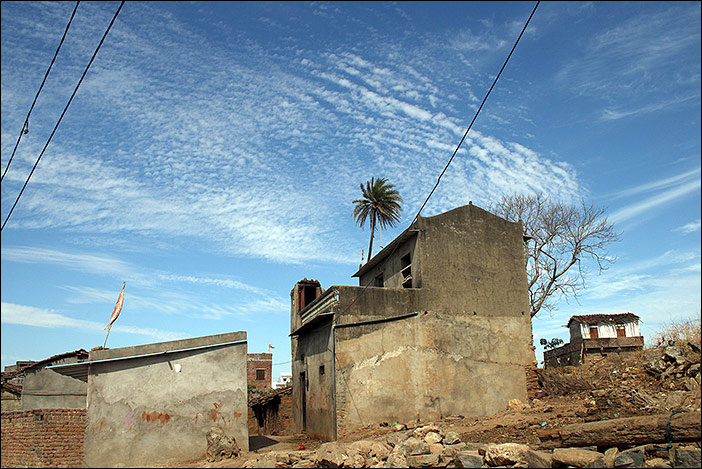 Häuser in Samal