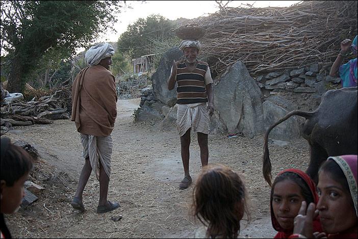 Dorfspaziergang