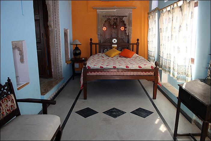 Hotelzimmer in Ghanerao