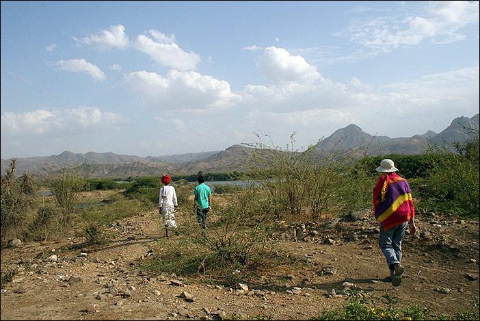 Wandernde Süd-Rajasthan