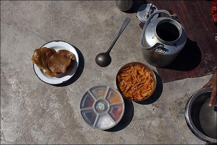 Kochen in Süd-Rajasthan