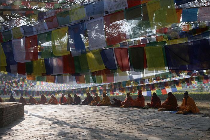 Lumbini, Buddhas Geburtsort/Nepal